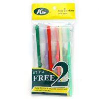 KS 4 Free 2 Toothbrush