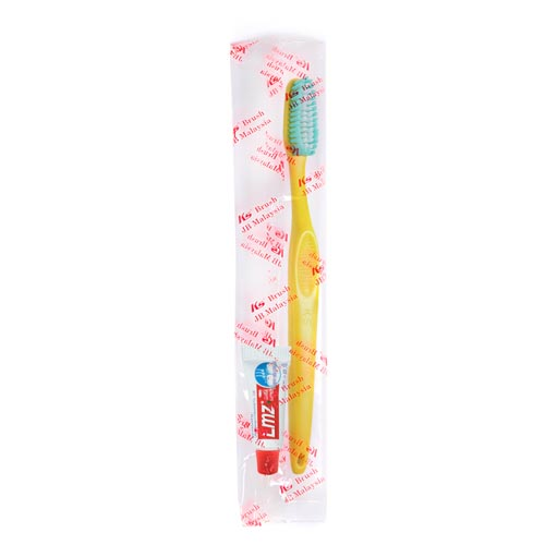 KS OPP Max toothbrush with Toothpaste