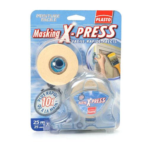 Masking X-press Tape 25m X 25mm
