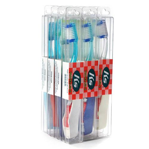 toothbrush KS Traveller 2 Set