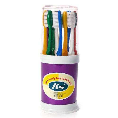 KS Family Pack Toothbrush